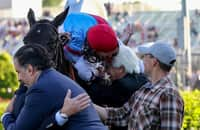 4 trainers say racing shares blame in Medina Spirit case