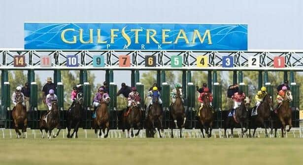 Gulfstream Park Opening Features Old Hat