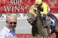 Michael Tomlinson scores 500th career win at CD on 10-1-17