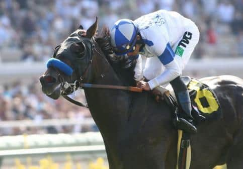 Headstrong Twirling Candy Takes Del Mar Derby