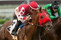 A Red Tie Day wins 2016 Lure Stakes