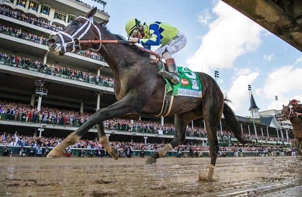 2021 Derby Future Wager: 'Field' favored after day one