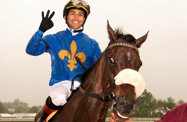 Pegasus mount is a 'dream come true' for Angel Cruz