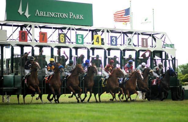 102 horses in 9 races will end Arlington Park's 94-year run