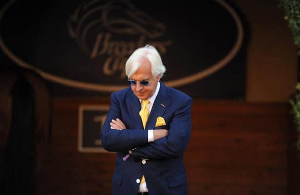Lawyer: Baffert says 5 owners may take horses from him