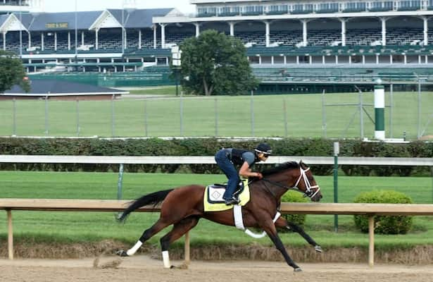 Art Collector to make 4-year-old debut at Churchill Downs