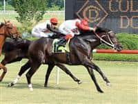 Baltimore Bob wins Da Hoss Stakes at Colonial Downs (6-12-10).