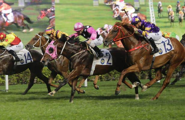 Beauty Generation has dazzling gallop ahead of Hong Kong Classic Mile