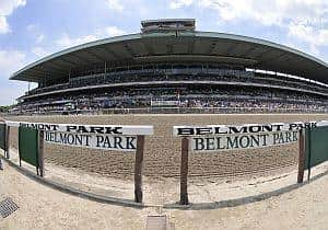 Belmont's 1-turn mile may help sprinters in Champagne, Frizette
