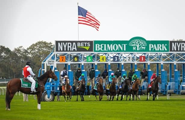 First Look: G1 Man O' War leads 6 weekend graded stakes