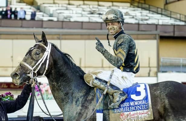 Carmouche's Derby 'dream come true': It's not about race