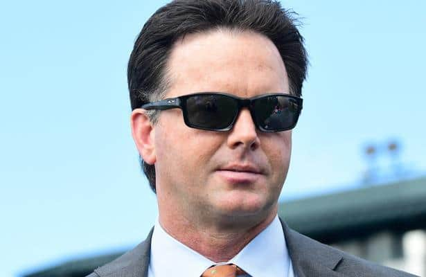 Calhoun confident his Lecomte Stakes day runners will handle off track