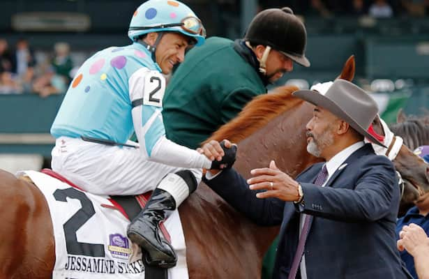 George Leonard living a dream with Breeders' Cup contender