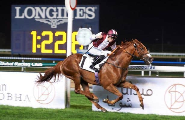 Championship seeks second Group 2 victory in Zabeel Mile