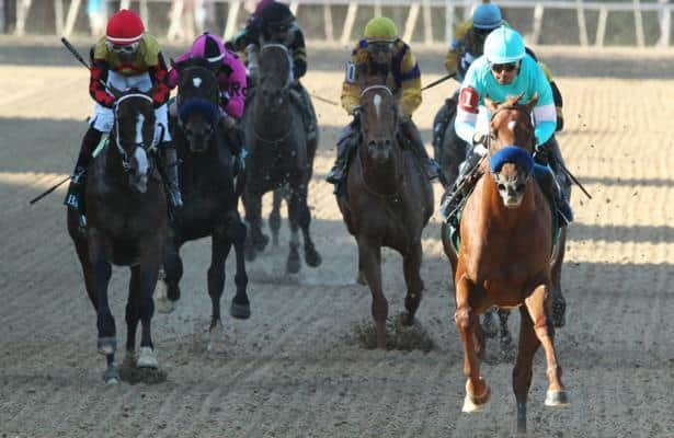 Updated: Report says Arkansas Derby's Charlatan tests positive