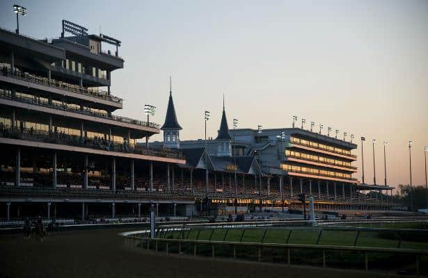 O'Neill enters first timer Menace the Dennis in Spendthrift Stallion