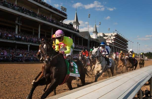 Churchill Downs raises purses for spring meet