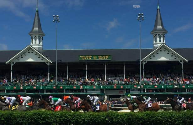Churchill Downs sets opening day; stakes schedule in the works
