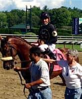 Cliffs wins at Saratoga
