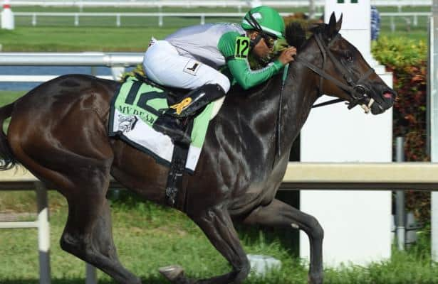 Cookie Dough rises in class for Breeders' Cup Juvenile Fillies
