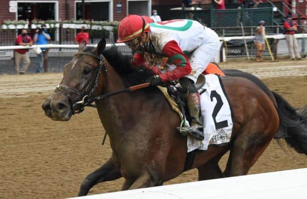 Country Grammer has eyes on Travers after breakout win