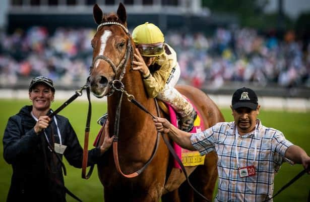 Kentucky Derby winner Country House points to Saratoga starts