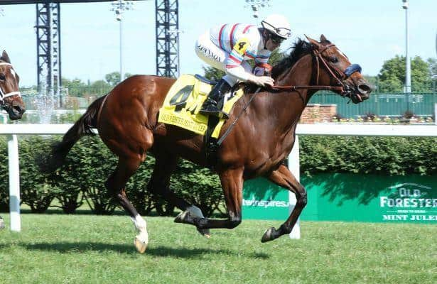 Dona Bruja bids for Churchill Stakes victory in Cardinal Handicap
