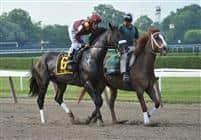 Da' Tara wins the Belmont
