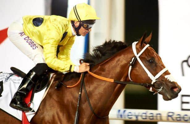 Desert Force one of four Thursday winners for Watson at Meydan