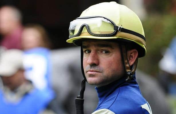 Desormeaux 'ecstatic' that injury was not serious