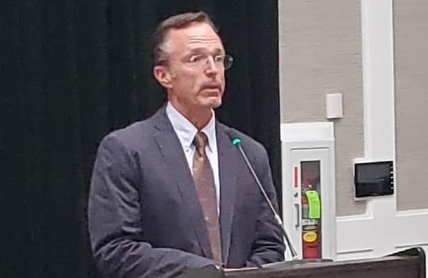 Virginia vet elected president of National HBPA