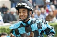 Jockey Edgard Zayas