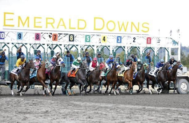 Emerald Downs sets dates for 2021 meet