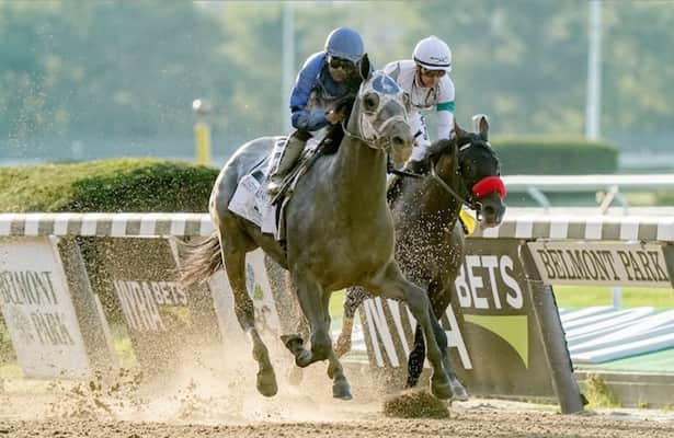 What we learned: Hot Rod Charlie the 'star' of the Belmont Stakes
