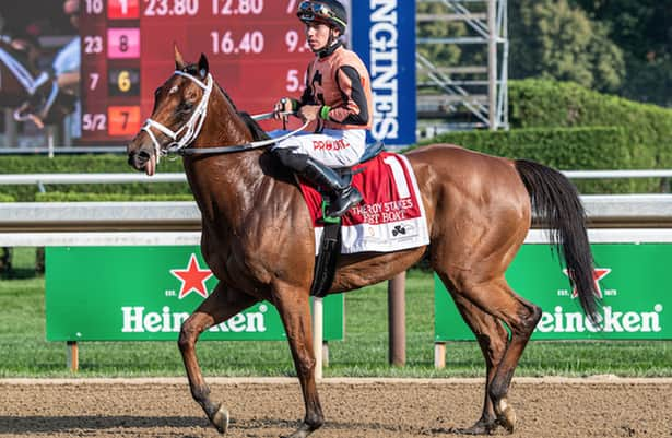 Horses to Watch: 2 to follow, 1 to drop after Ky. Downs
