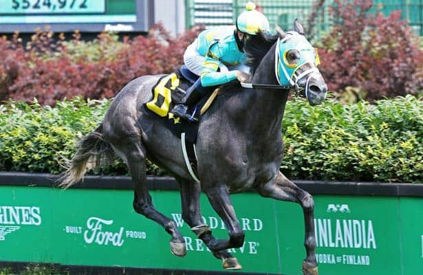 Field Pass gets class relief for Maker in G3 BWI Turf Cup