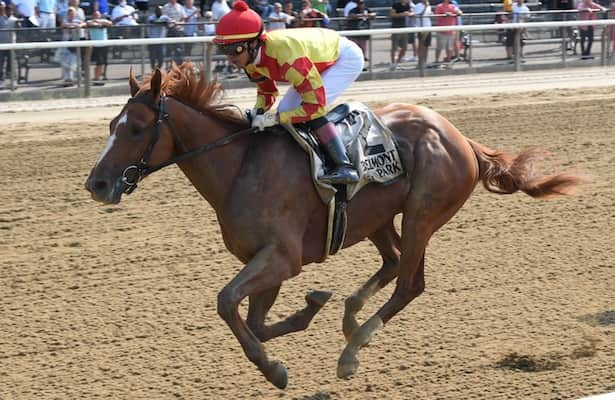 McGaughey: First Captain will 'have to step up' in Curlin