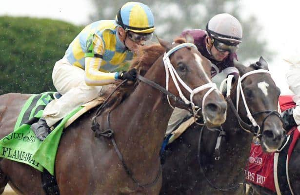 Analysis: Can Flameaway, Lone Sailor be beat in Ohio Derby?