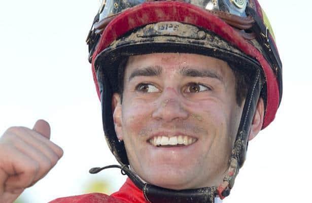 Del Mar notes: New dad Prat right in the jockeys' race
