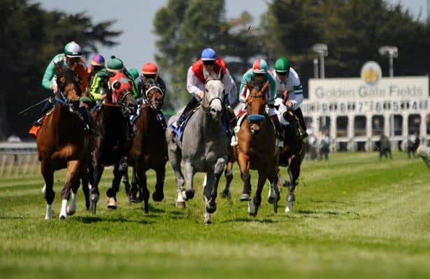 After COVID outbreak, racing returns to Golden Gate