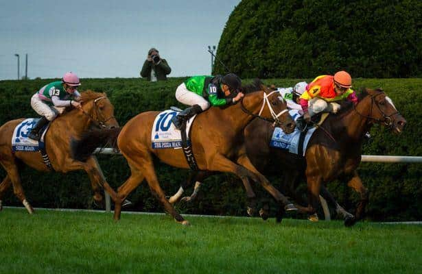 Shadwell Turf Mile Day at Keeneland: A Farewell to Wise Dan