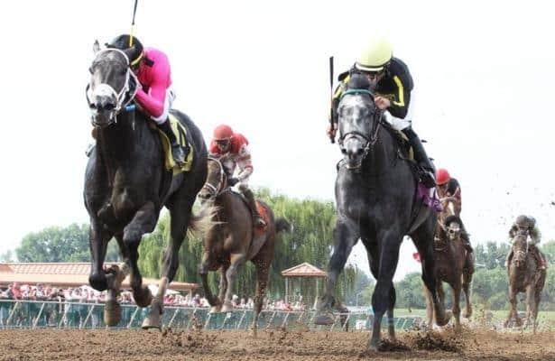 Kentucky Derby runner Gray Magician claims Ellis Park Derby