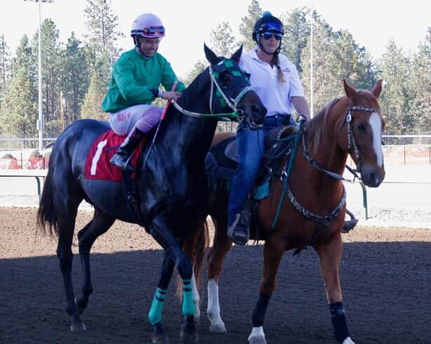 Jockey Eduardo Gutiérrez Sosa dies in Oregon racing accident