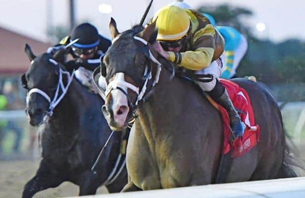 Geroux makes Louisiana Downs debut on Super Derby card