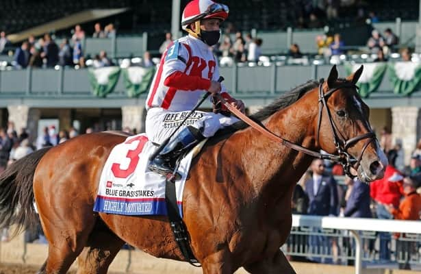 Derby pedigrees: Distance a question for Highly Motivated