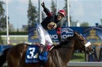 Holy Helena wins 2017 Queen's Plate