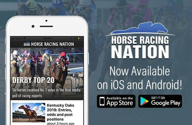 HRN launches iPhone, Google mobile apps in time for Kentucky Derby