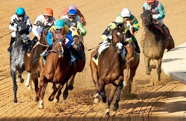 Handle booms at 5 Thoroughbred tracks racing in April