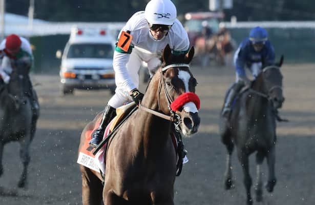 Hot Rod Charlie climbs in  NTRA poll after Pennsylvania Derby win