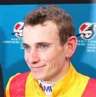 Ryan Moore 2010 Cathay Pacific International Races